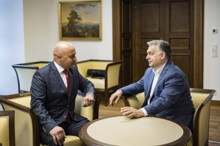 Menyhárt eligazításon járt Orbánnál, aki jól meg is lökte az MKP kampányát!