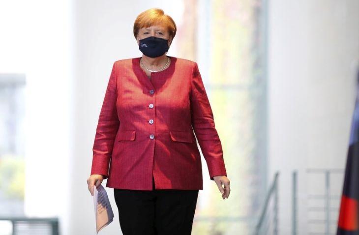 Angela Merkel otthonmaradásra szólította fel a lakosságot