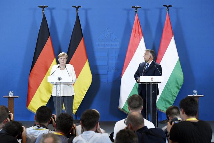 Danke jár Magyarországnak, hogy hozzájárult a német egység helyreállításához