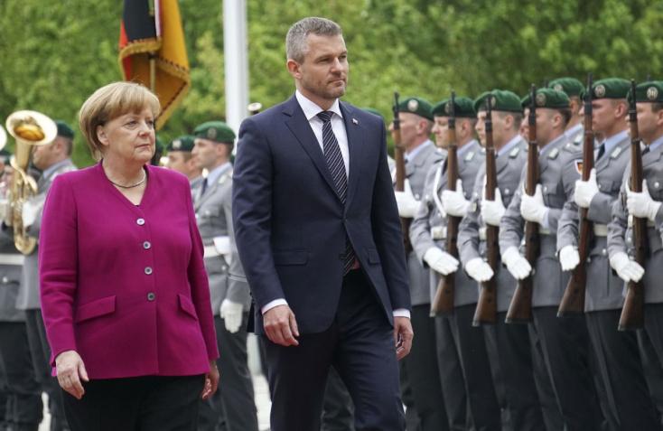 Szlovákiába látogat Angela Merkel