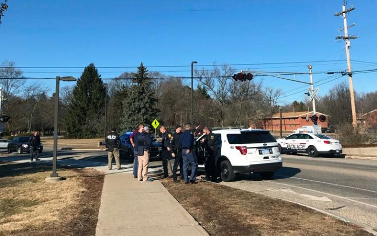 Lövöldözés volt egy michigani egyetemen