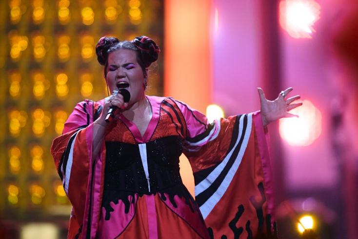 Eurovíziós Dalfesztivál - Izrael nyert, az AWS 21. lett