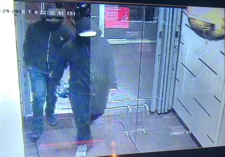 Pokolgép robbant egy kanadai étteremben!