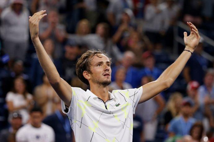 US Open - Medvegyev bicegve aratott diadalt
