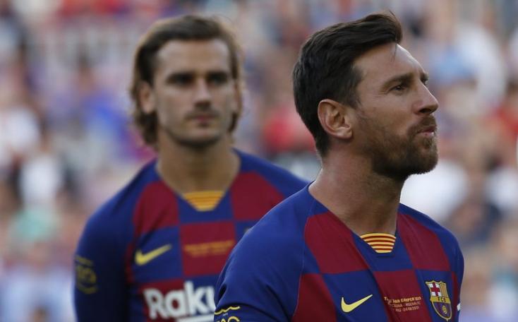 Messi nem lép pályára a hétvégi bajnokin, kérdéses a BL-szereplése is
