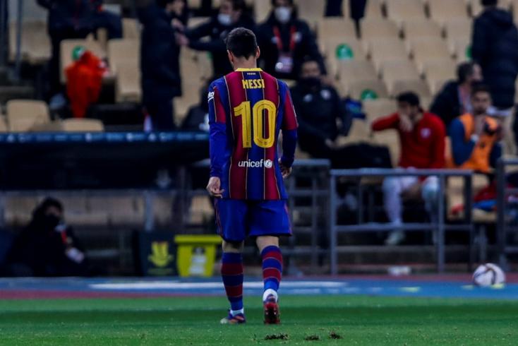 Messi az évszázad szerződését köthette meg a Barcelonával 2017-ben!