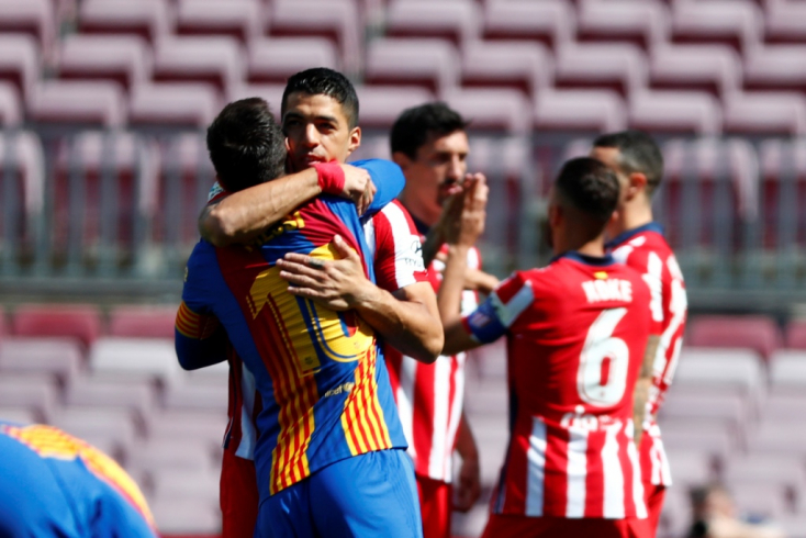 La Liga – A Barca s az Atlético gól nélküli döntetlenje után esélyt kapott a Real! (Videó)