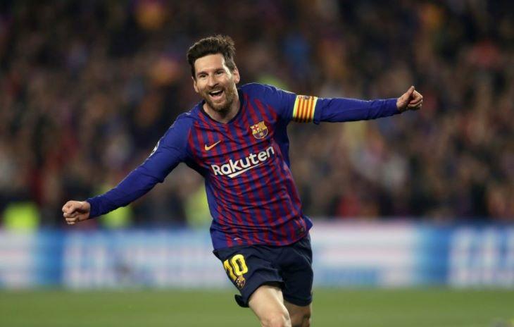 Messi dedikált mezekkel köszönte meg az oltóanyagot
