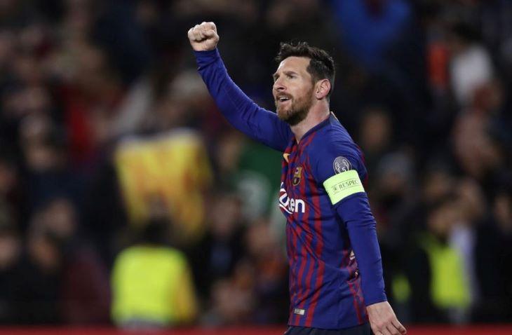 Továbbra is Messi a világ legjobban kereső labdarúgója