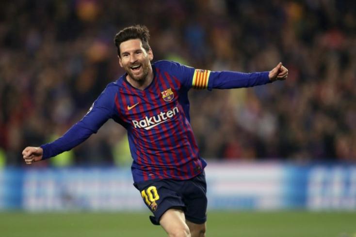 Messi az elmúlt évtized legeredményesebb gólszerzője