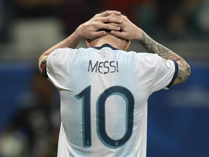 Copa America - Kolumbia legyőzte Argentínát