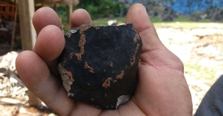 Nem lehet ékszer a kubai meteoritból, mert sugároz