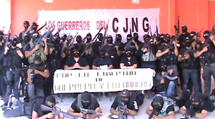 Ilyen maffiózós parádét sem Pápayék, sem pedigČernákék nem engedtek meg maguknak, amit ez a mexikói drogkartell művel (VIDEÓ)