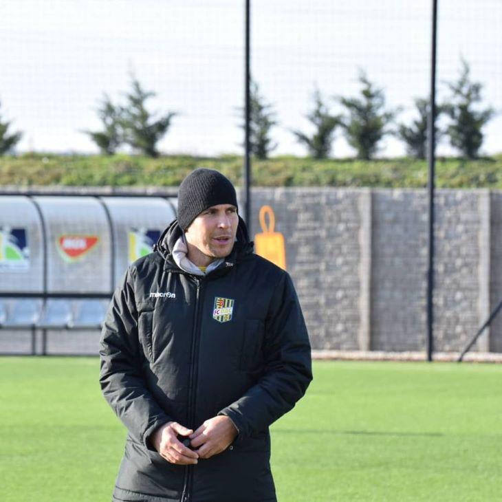 Januárban ideiglenes edzőként kezdte, februárban vezetőedzővé avanzsált Somorján Michal Kuruc