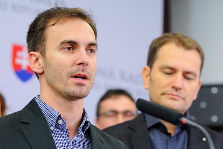 Az OĽaNO frakcióelnöke szavai szerint még nem született megállapodás a vasárnapi boltzárral kapcsolatban
