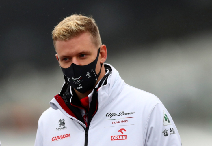 Schumacher fia jövőre debütál a Forma-1-ben!