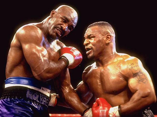 Újabb veterán derbi van kilátásban: Holyfield kihívta Tysont!