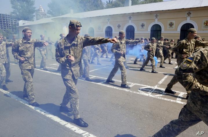 Washington négyszáz millió dolláros katonai segélyt ad Ukrajnának