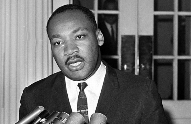 A megbékélésről mondott beszédekkel emlékeztek Martin Luther Kingre