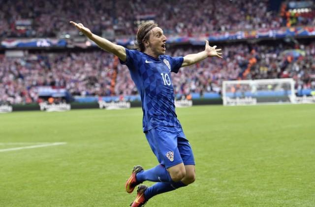 Modricot hatodszorra is megválasztották az év labdarúgójának Horvátországban