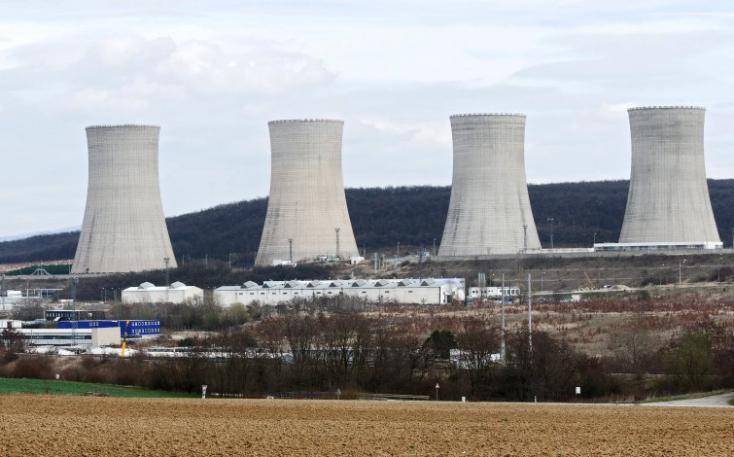Razziáznak a mohi atomerőműnél!