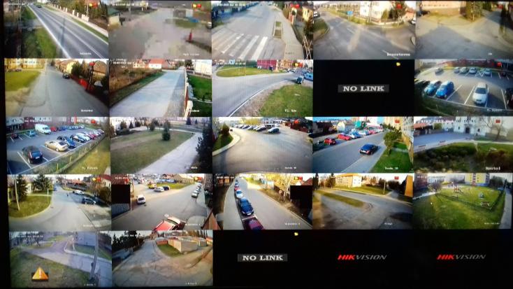 10 kamerával bővült a városi térmegfigyelő rendszer Füleken