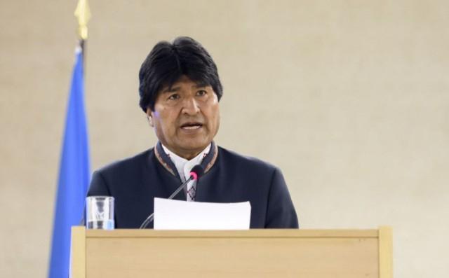 Negyedszer is indulhat Evo Morales a bolíviai elnökválasztáson, az ellenzék tiltakozik