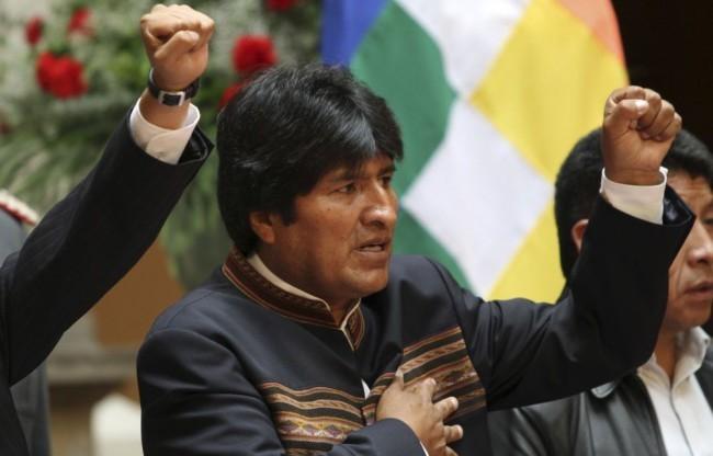 Evo Morales bolíviai exdiktátor orvosi vizsgálatra Kubába utazott
