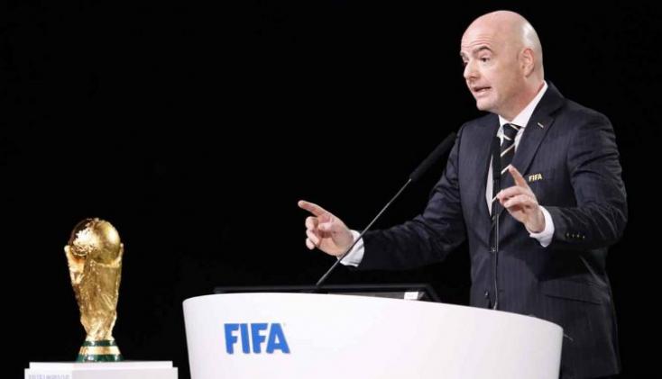 FIFA kongresszus - Gianni Infantino újra jelölteti magát a jövő évi elnökválasztáson
