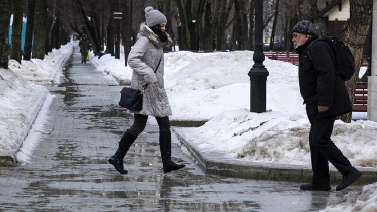 Rekord meleget mértek Moszkvában tegnap!