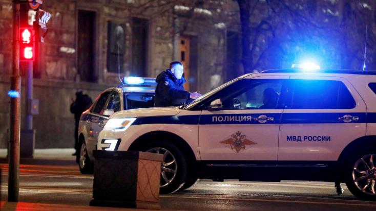 Lövöldözés volt Moszkvában, az orosz Szövetségi Biztonsági Szolgálat székházánál - három halottja lehet a támadásnak!