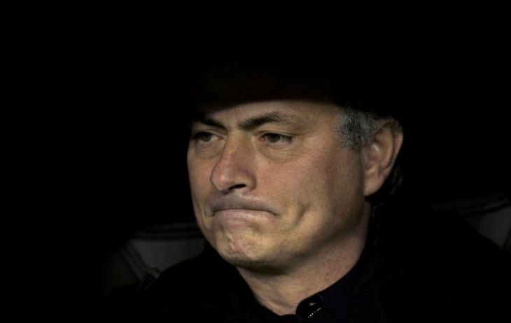 Mourinho: Túlságosan ritkán kell pályára lépnünk
