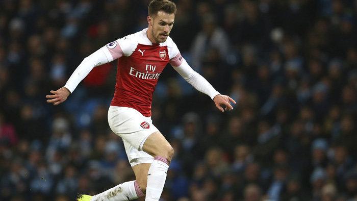 Emery: Nem biztos, hogy a sérült Ramsey pályára lép még az Arsenalban