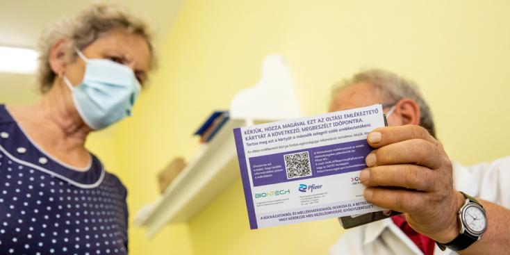 Hat ember meghalt, 531 fertőzöttet igazoltak az elmúlt napon Magyarországon
