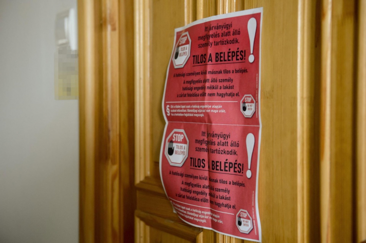 Négy ember meghalt, 74 fertőzöttet találtak Magyarországon