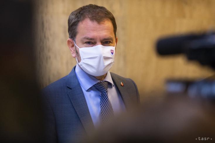 Igor Matovič hajlandó lemondani miniszterelnöki posztjáról, ha a koalíciós partnerek teljesítik a feltételeit