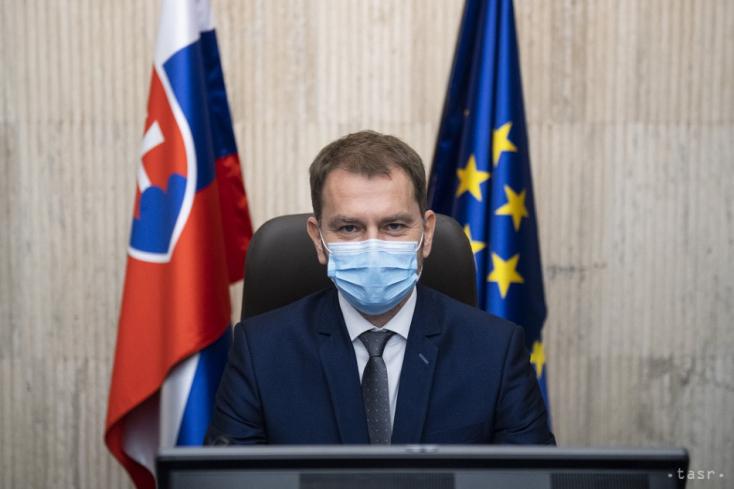 A kormány elfogadta a Matovič által javasolt szigorításokat