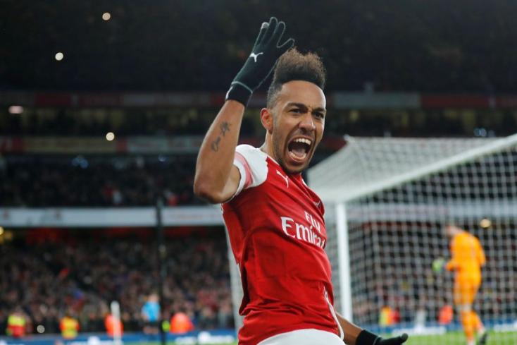 HÁTTÉR: Rangadót játszik hétfőn Manchesterben az Arsenal