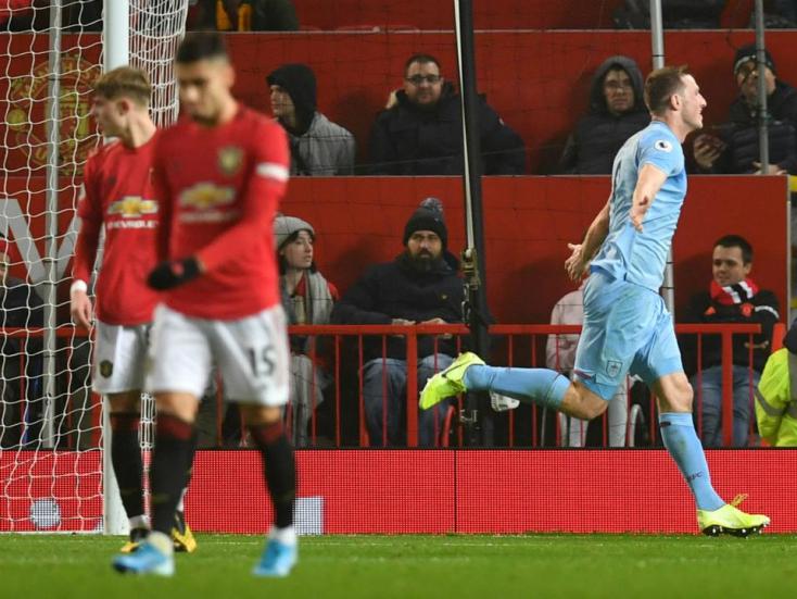Premier League - Otthon kapott ki a Burnley-től a Manchester United