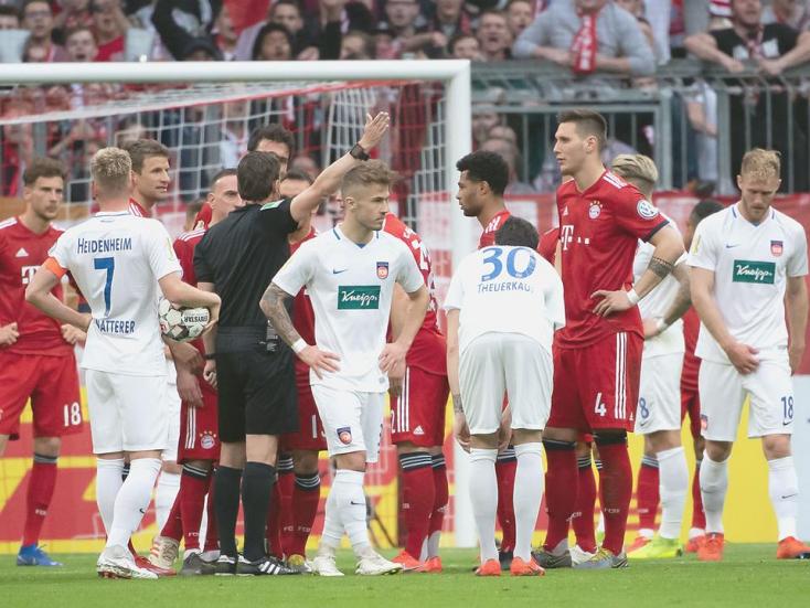 Német Kupa - Kilencgólos meccsen eggyel volt jobb a Bayern München