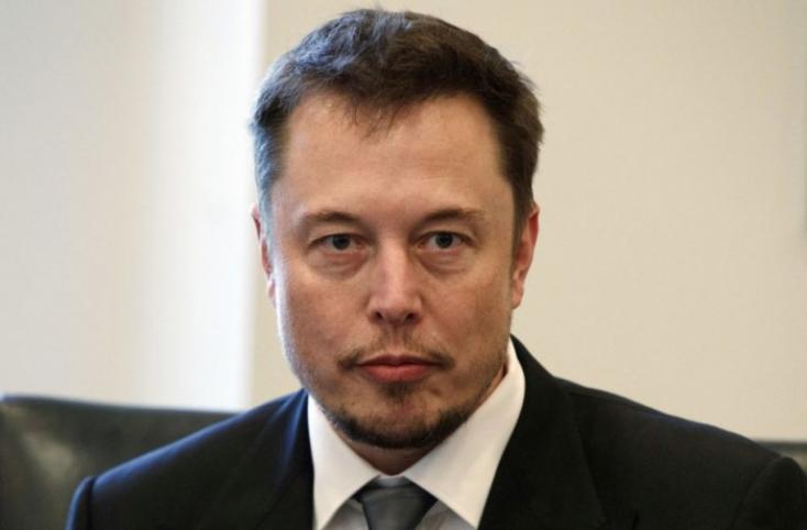 Elon Musk jegyet vett riválisa űrjáratára