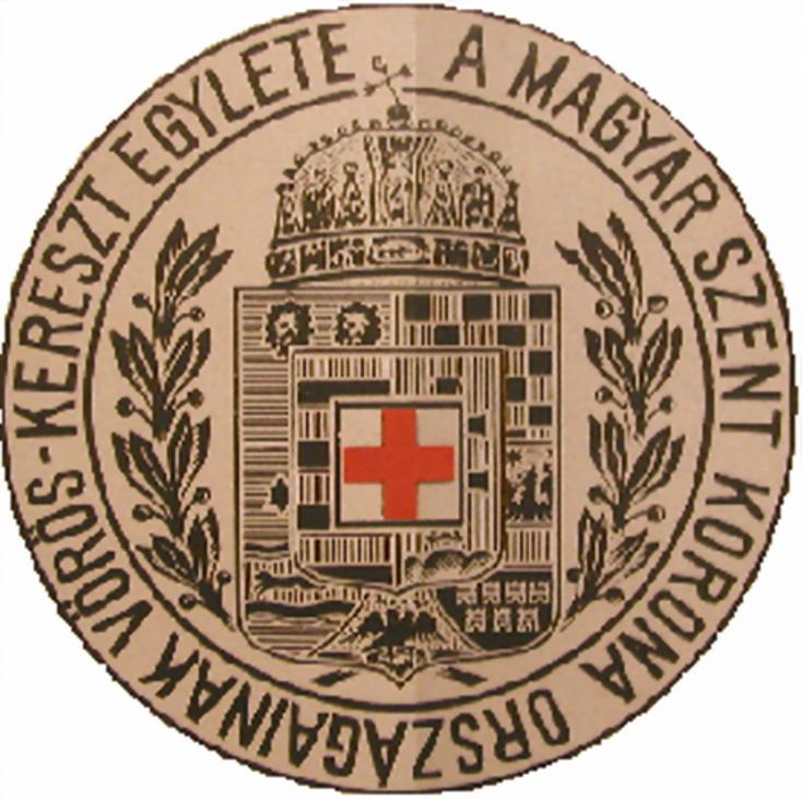 Vöröskeresztes aktivitások a hátországban