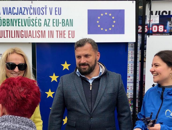 """Hiba volt véget vetni a Híd-MKP tárgyalásának, de most már a """"gombaszögieken"""" a sor meg a Magyar Fórumon - interjú Nagy Józseffel"""