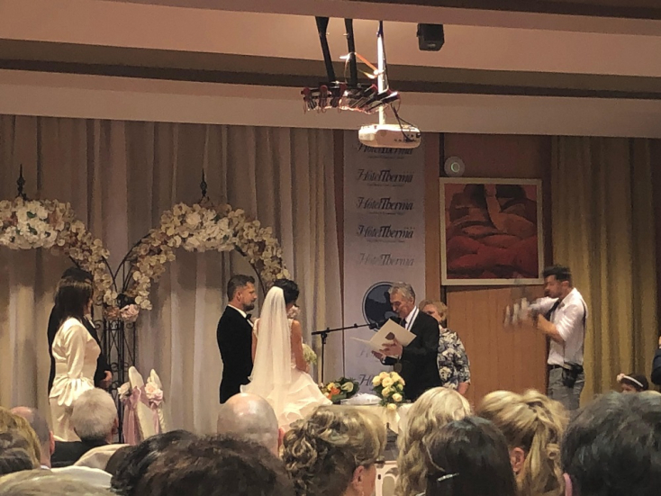 Nagy József két év kihagyás után újra házas, elvette az exasszisztensét