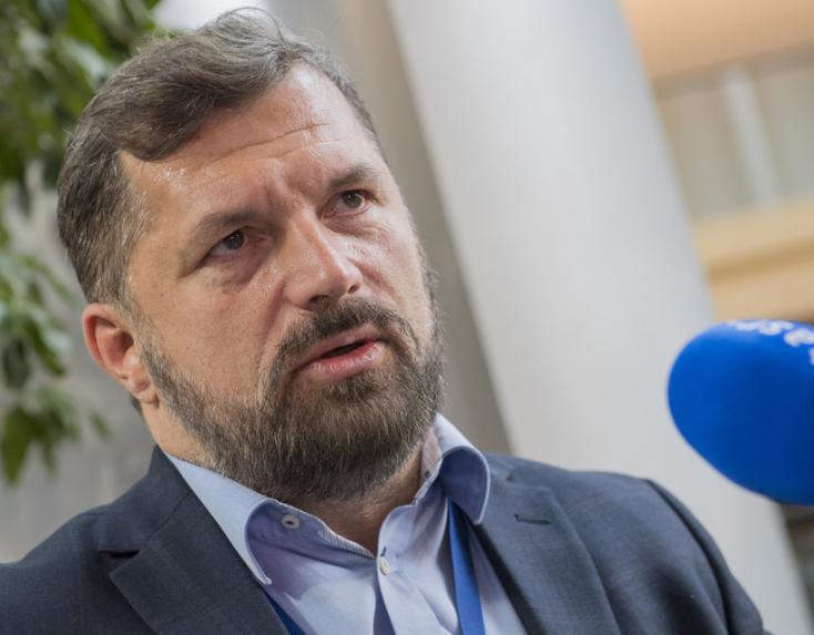 Nagy József: Az MKÖ-tkétszer annyi magyar akarja választani, mint a Hidat