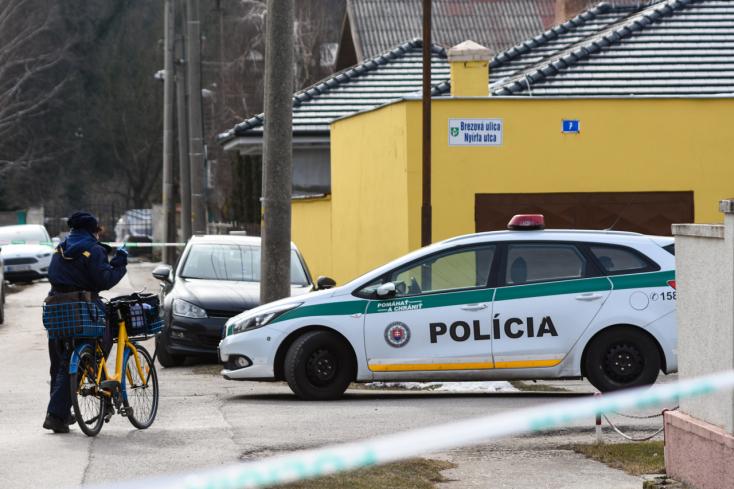 Hónapokkal a gyilkosság előtt valaki rákeresett Kuciakra a rendőrségi adatbázisban
