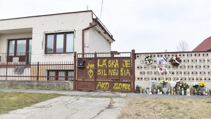 Lebontják azt a házat, amelyben meggyilkolták Ján Kuciakot és jegyesét