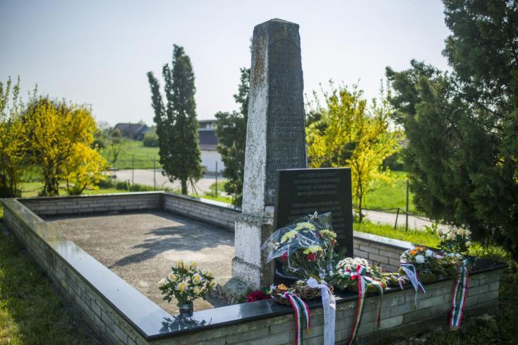 A nagysallói csatára emlékeztek Szili Katalinnal Léván