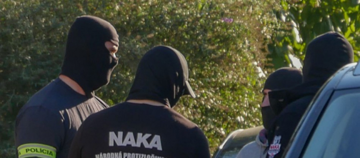 A Technopol épületében razziázott a NAKA