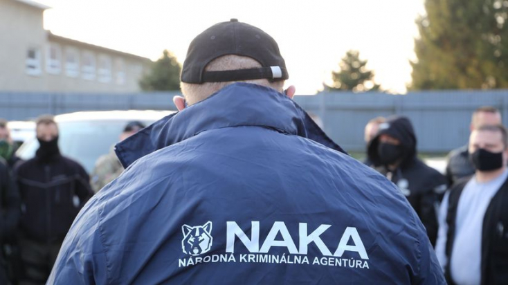 Őrizetbe vették a NAKA nyomozóit, akik a Gašpar-féle rendőrségnél kialakult bűnbanda ügyeiben szaglásznak!